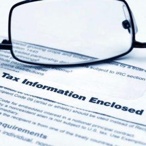 important tax development